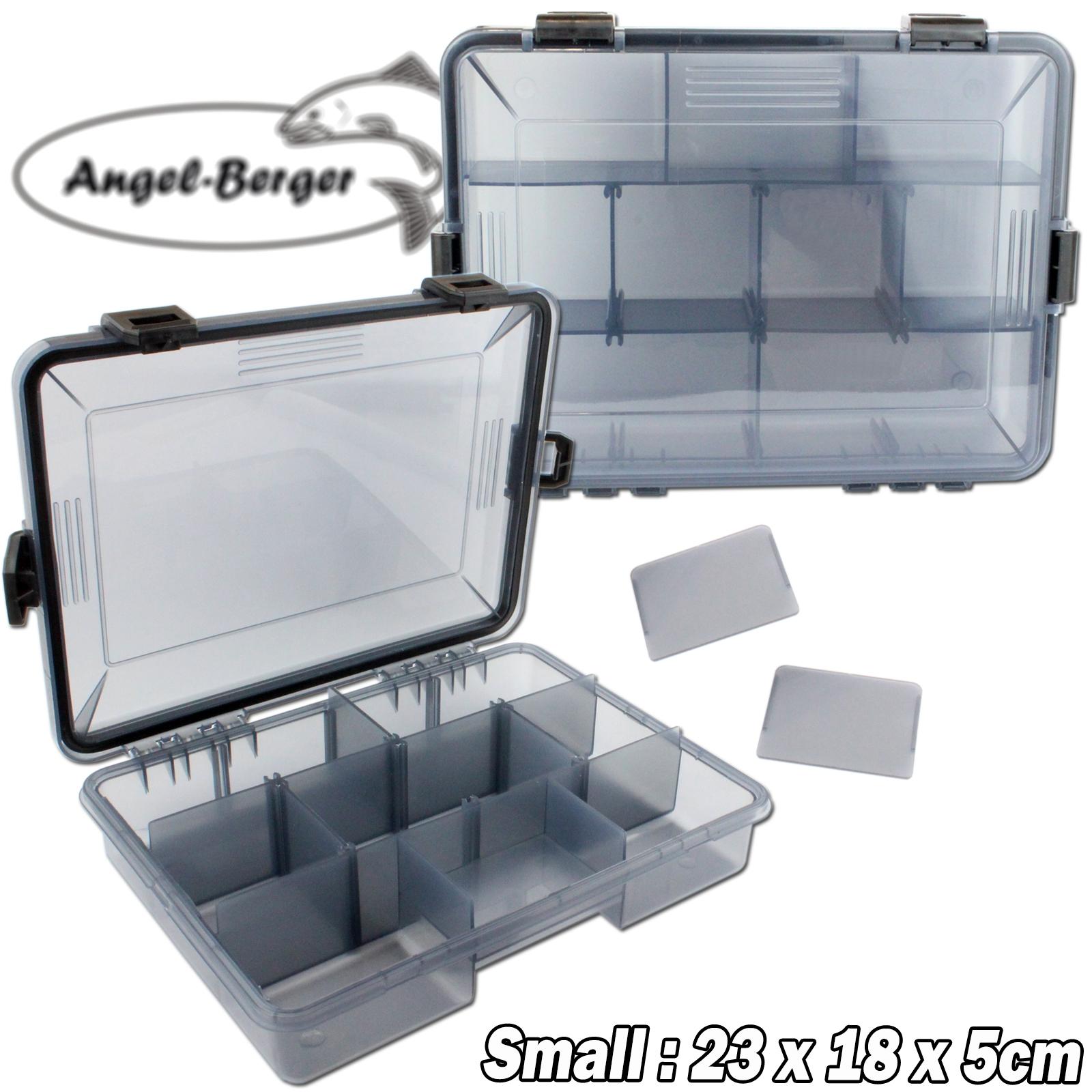 Angel Berger Angelzubehör Set mit Box Zubehörset
