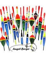 Angel Berger Allround Posensortiment 20 teilig