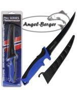 Angel Berger Pro Series Filetiermesser Angelmesser  Fischmesser Norwegen