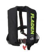 Fladen Schwimmweste  FRS 150N Floatation Vest aufblasbare Rettungsweste Lifejacket