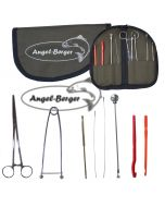 Angel Berger Hechtwerkzeugkit mit Tasche