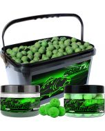 Angel Berger Session Set Boilies Pop Ups Dip Muschel