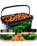 Angel Berger Session Set Boilies Pop Ups Dip Scopex