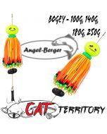 Mikado Cat Territory Bogey Rainbow Welsköder Verticalköder