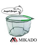 Mikado Method Feeder Kescher Kopf Schwimmend Unterfangkescher