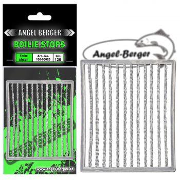 Angel Berger Boiliestopper Micro Stops clear Stopper