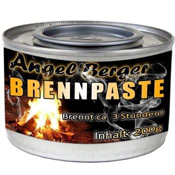 Angel Berger Brennpaste für Tisch Räucherofen 200g