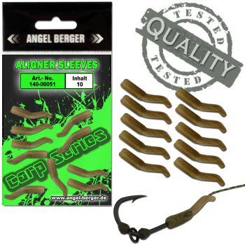 Angel Berger Carp Series Rig Aligner Sleeves