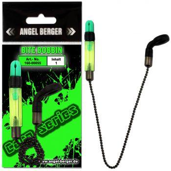 Angel Berger Carp Series Bite Bobbin Indicator Grün Bissanzeiger