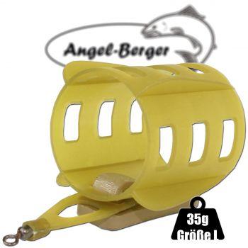 Angel Berger Fin Feeder L 35g Futterkorb