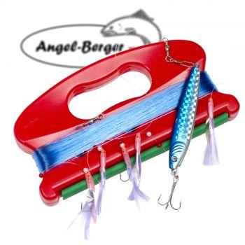 Angel Berger Handangel Meeresangel