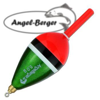 Angel Berger Balsaholz Knicklichtpose 2