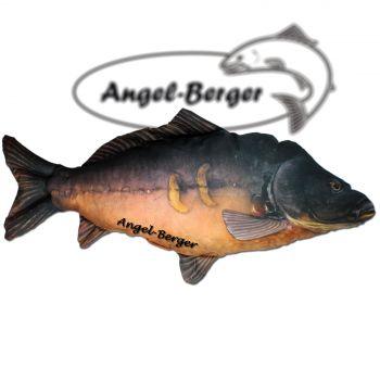 Angel Berger Kuscheltier Kissen Karpfen