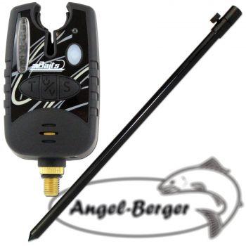 Angel Berger Elektronischer Bissanzeiger mit tele Erdspeer