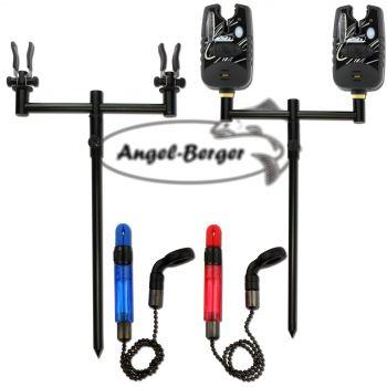 Angel Berger Black Quick Pod Banksticks Bissanzeiger