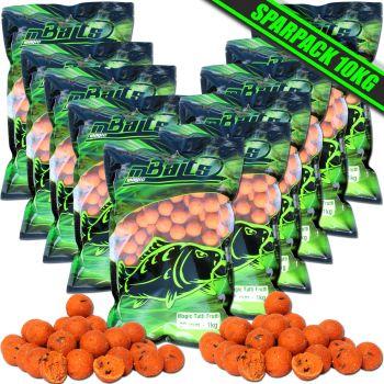 Angel Berger 10 Kg Tutti Frutti Magic Baits Boilies