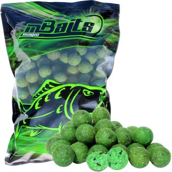 Angel Berger Magic Baits Boilies 1 Kg Magic Muschel