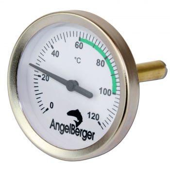 Angel Berger Profi Räucherthermometer Thermometer für Räucherofen