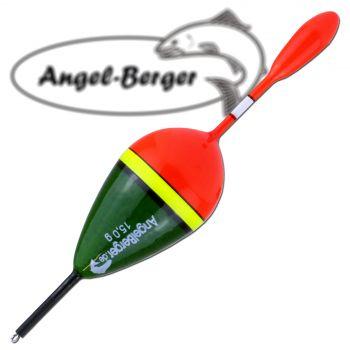 Angel Berger Balsaholz Raubfischpose