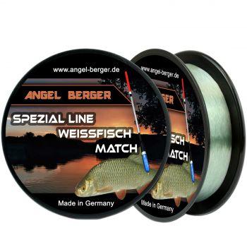 Angel Berger Spezial Line Weissfisch Match