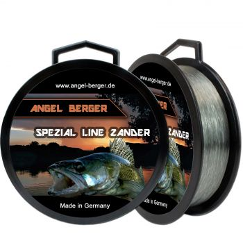 Angel Berger Spezial Line Zander