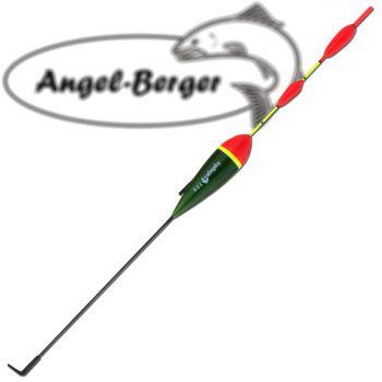 Angel-Berger Zander Pose mit Knicklichteinsatz Raubfischpose