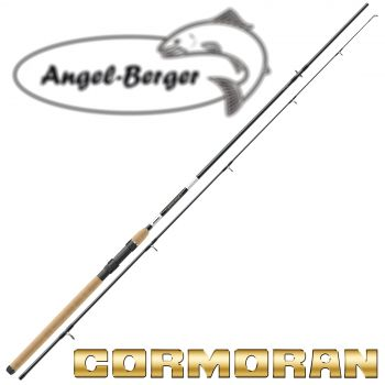 Cormoran Black Master Spin 3,00m 10-40g Spinnrute Angelrute
