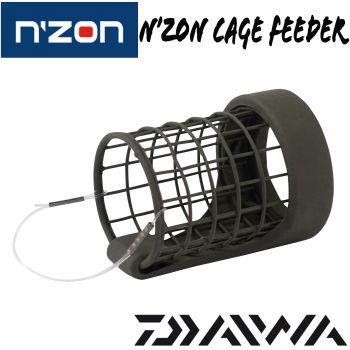 Daiwa N'ZON Cage Feeder Futterkorb Feederkorb