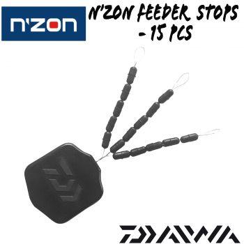 Daiwa N'ZON Feeder Stops Stopper Feeder