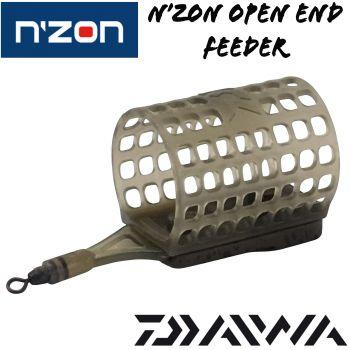 Daiwa N'ZON Open End Feeder Futterkorb Feederkorb