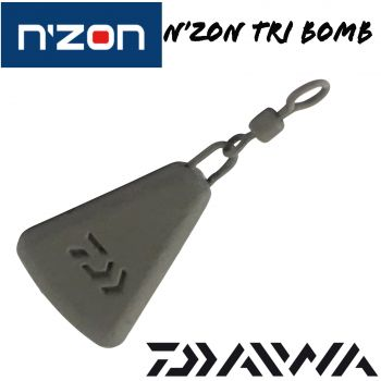 Daiwa N'ZON  Tri Bomb Feederblei Angelblei Karpfenblei 1 Stück