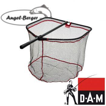 DAM Big Fish Kescher klappbar Nylon Netz
