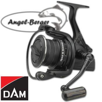 DAM Quick 6 SLS FD Karpfenrolle Angelrolle