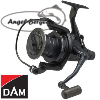 DAM Quick 6 SLS 7000 FS Karpfenrolle Freilaufrolle Angelrolle