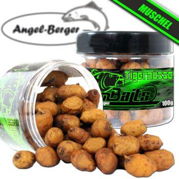 Angel Berger Baits Tigernüsse Tigernuts Muschel
