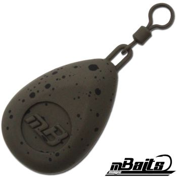 Angel Berger Carp Bomb Lead Karpfenblei