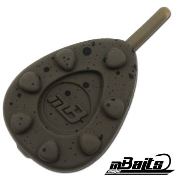 Angel Berger Carp Gripper Inline Lead Karpfenblei