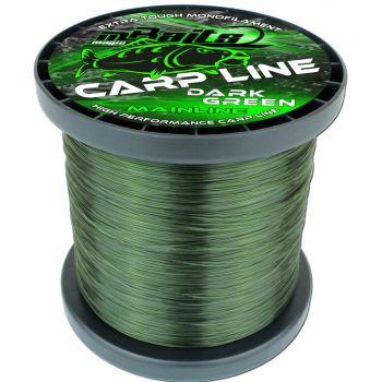 Angel Berger Magic Baits Carp Line Dark Green 1000m Mainline Angelschnur Monofile Schnur