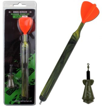 Angel Berger Carp Series Marker Float Kit Marker Set