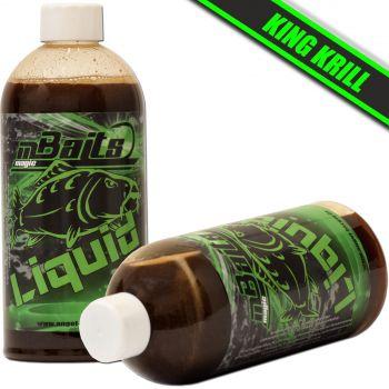 Angel Berger Magic Baits Liquid Aroma King Krill 500ml