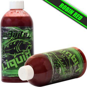 Angel Berger Magic Baits Liquid Aroma Robin Red 500ml