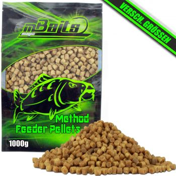 Angel Berger Magic Baits Method Feeder Pellets Feederpellets