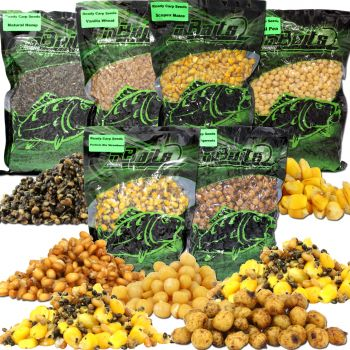 Magic Baits Ready Carp Seeds 1 Kg Particle Karpfen Köder