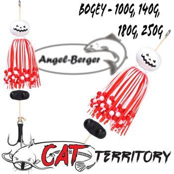 Mikado Cat Territory Bogey Patriot Welsköder Verticalköder
