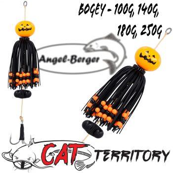 Mikado Cat Territory Bogey Pumpkin Welsköder Verticalköder