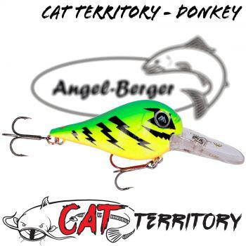 Mikado Cat Territory Donkey Wobbler Welsköder