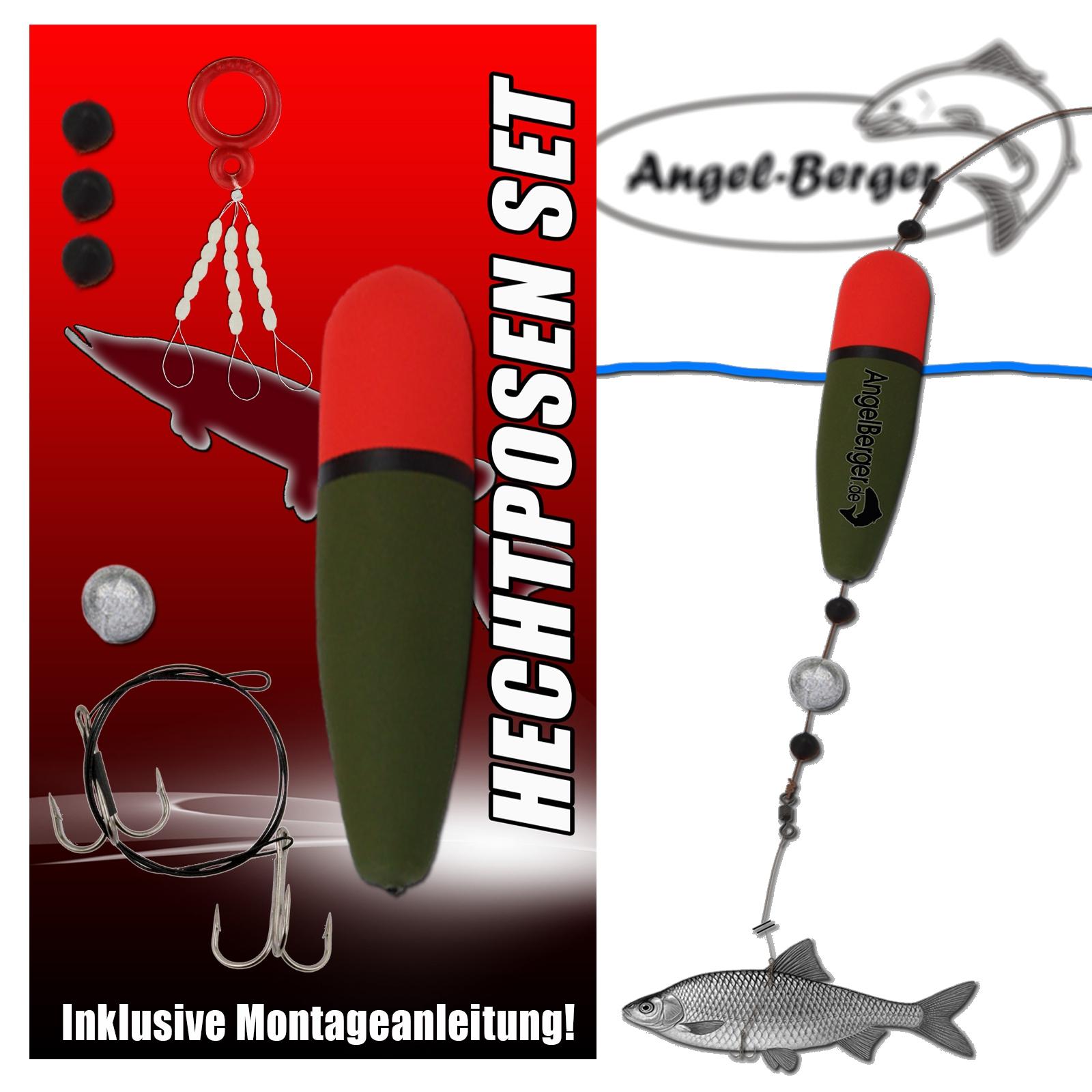 Set Waggler Laufposen Angelbedarf Angelzubehör Fish Float Posen Schwimmer 3 St