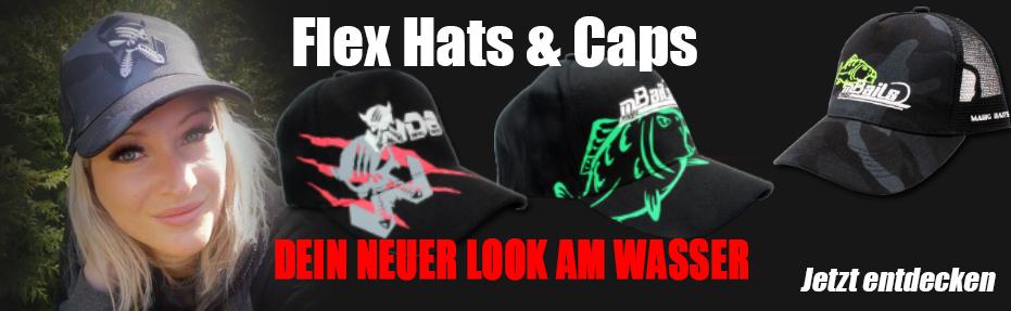 Die neuen Magic Baits und Wild Devil Baits Caps jetzt erhältlich.
