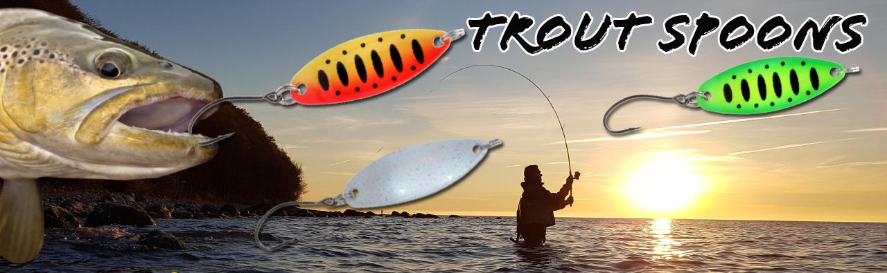 Wild Devil Baits Trout Spoon - Blinker für Forellen