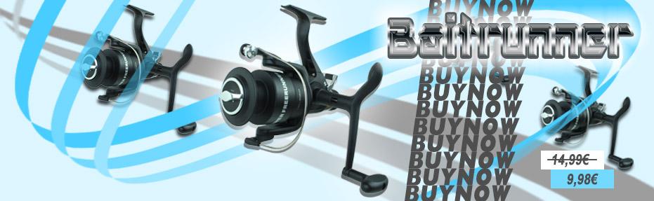 Black Carp Baitrunner 5000